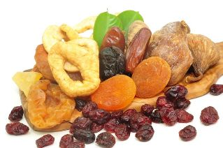 dried fruit for weight loss