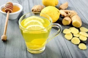 ginger for weight loss, how to brew
